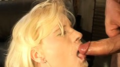 Stunning girls are addicted to sucking dick and milking it dry