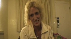 Nasty Street Hooker Puts Her Mouth To Work On A Hard Shaft Pov Style