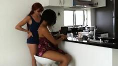 French Ebony Amateur Hooker On Webcam