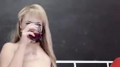 Bizarre Amateur Kinky Messy Anal Fetish