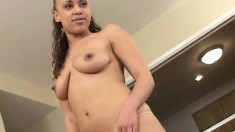 Attractive female Mone Divine can do anything to big dirty penis