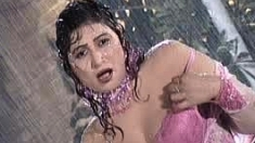 Indian Beautiful Actress Bathing In Softcore Mallu Movie