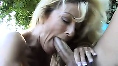 Lexi's marvelous big boobs sensually shake as she rides that stiff cock with fervor