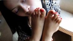Sexy Lesbian Foot Fetish lesbian girl on girl lesbians