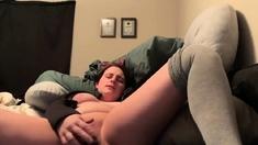 Amateur Webcam Girl Fingering